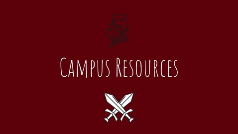 Thumbnail for entry Bellarmine Campus Resources