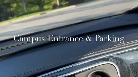 Thumbnail for entry Part I of IV - Campus Entrance - May 3