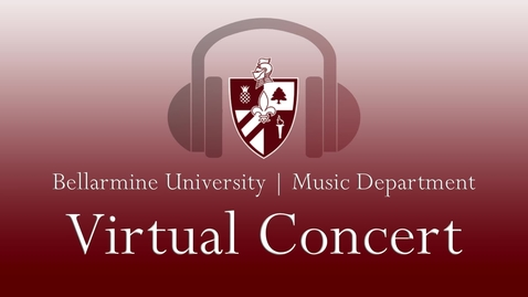 Thumbnail for entry Faculty Jazz Concert - Fall '20