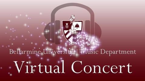 Thumbnail for entry Josh McCorkle Sr. Recital - Fall '20