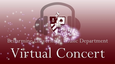 Thumbnail for entry Bellarmine University Holiday Choral Concert - Fall '20