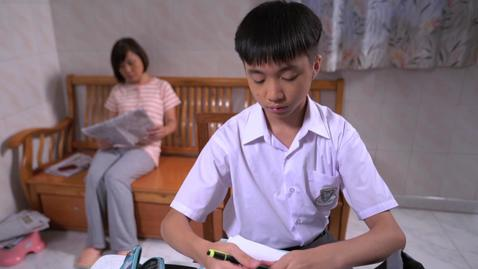 內容項目 價值觀教育 學與教視像資源 (系列二)《在情在理》(第二集):《大冒險》(配以中文字幕) 的縮圖