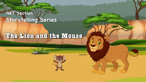 內容項目 Let Our Imagination Run Wild Episode 1: The Lion and the Mouse (English subtitles available) 的縮圖