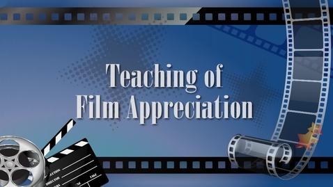 內容項目 Teaching of Film Appreciation 的縮圖