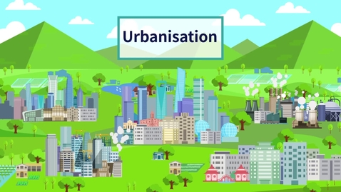 內容項目 Urbanisation (English subtitles available) 的縮圖