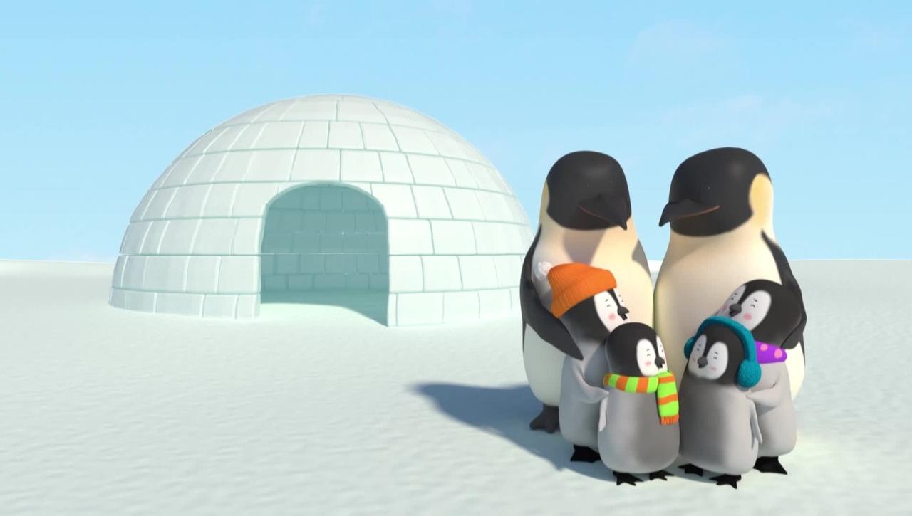 動畫《企鵝的父母節》