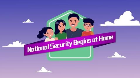內容項目 National Security Begins at Home (English subtitles available) 的縮圖