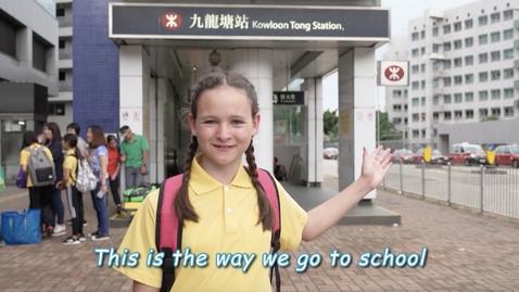 內容項目 How do we go to school 的縮圖