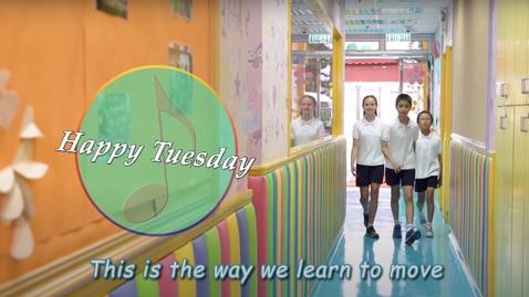 內容項目 Happy Tuesday 的縮圖