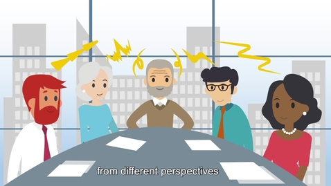 "內容項目 Life and Society ""3-minute Concept"" Animated Video Clips Series: (4) Diversity and Inclusiveness 的縮圖"