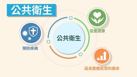 內容項目 公共衛生 (中文字幕可供選擇) 的縮圖