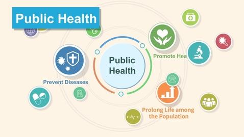 內容項目 Public Health (English subtitles available) 的縮圖