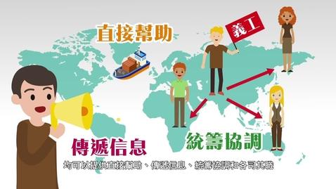 內容項目 生活與社會「三分鐘概念」動畫視像片段系列:(5)世界公民 的縮圖