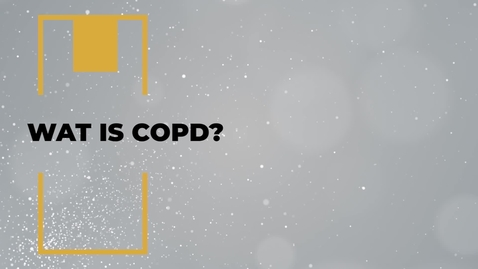 Thumbnail for entry Wat is COPD?