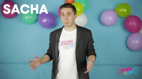 Thumbnail for entry Meet Sacha