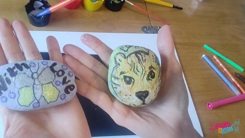 Thumbnail for entry Painted Rocks