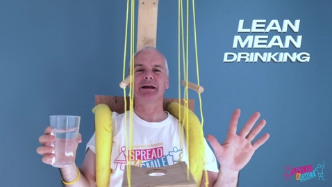 Thumbnail for entry Lean Mean Drinking Machine