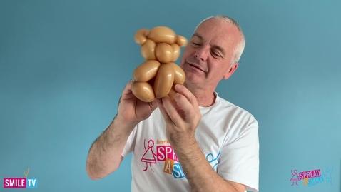 Thumbnail for entry Teddy Bear Balloon