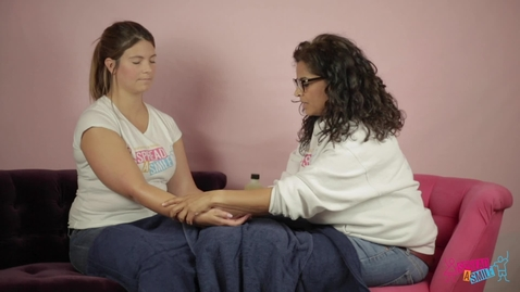 Thumbnail for entry Hand massage with Priya