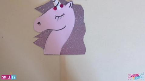 Thumbnail for entry Unicorn Book Mark