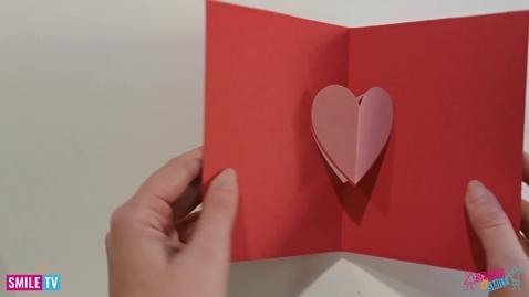 Thumbnail for entry Heart Card Design