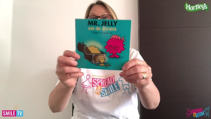 Mr Jelly and the Pirate's