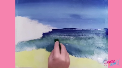 Thumbnail for entry Seaside Painting