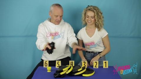 Thumbnail for entry Paul and Tasha Phone Smash trick
