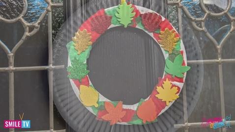 Thumbnail for entry Autumn Wreath Making