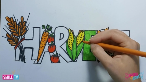 Thumbnail for entry Harvest Drawing