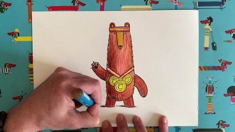 Thumbnail for entry Draw With Rob - Fred Bear