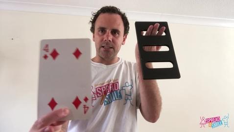 Thumbnail for entry Daniel Magic Trick