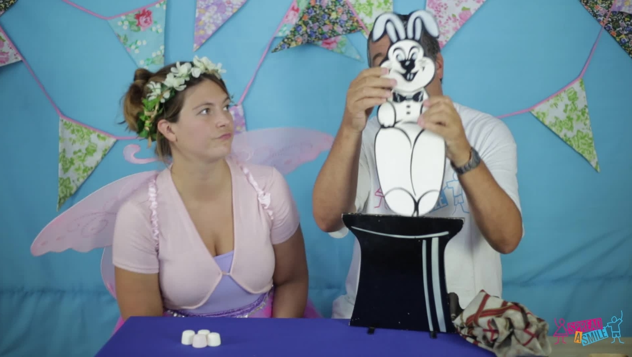 Mr Magic - Rabbit Trick