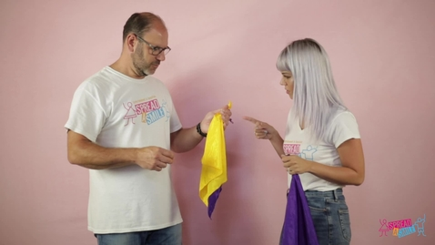 Thumbnail for entry Magic Silk Handkerchiefs