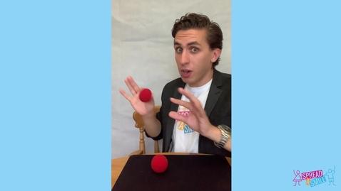 Thumbnail for entry Magic ball tricks