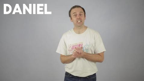 Thumbnail for entry Meet Daniel