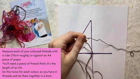 Thumbnail for entry  Making Friendship Bracelets
