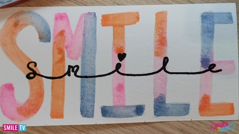Thumbnail for entry Smile Painting