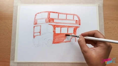 Thumbnail for entry Big Red Bus