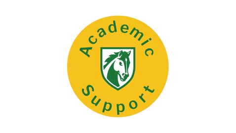 Thumbnail for entry Academic Support