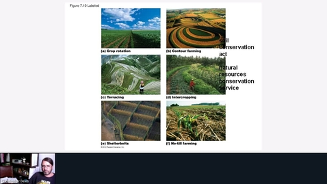 Thumbnail for entry Chapter 7 - Part 2 - Soil & Agriculture