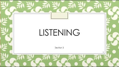 Thumbnail for entry C3100 Listening Sect 3 - September 14th 2020, 4:23:37 pm