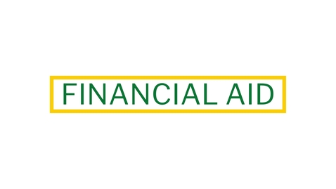 Thumbnail for entry Financial Aid & Student Accounts