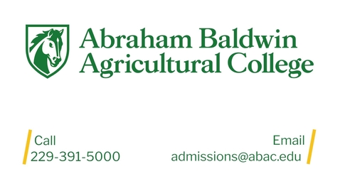 Thumbnail for entry ABAC at a Glance