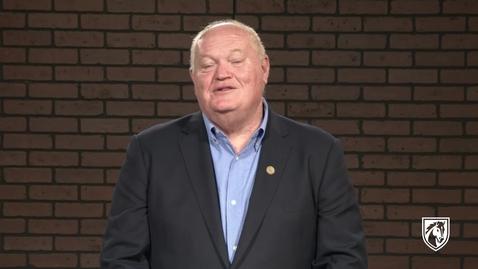 Thumbnail for entry President Bridges Retirement Announcement