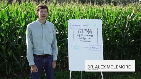 Thumbnail for entry Agricultural Technology and Systems Management (ATSM)