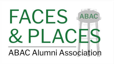 Thumbnail for entry Faces & Places: Bryce Roland