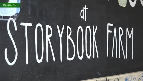 Thumbnail for entry Sarah takes us through her summer at Storybook Farm!