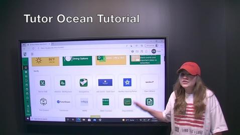 Thumbnail for entry TutorOcean Tutorial