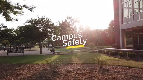 Thumbnail for entry Campus Safety